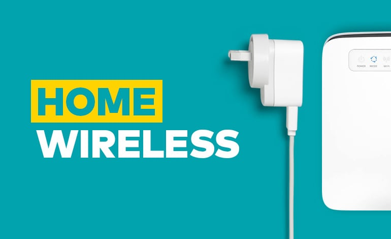 Home Broadband Internet Optus