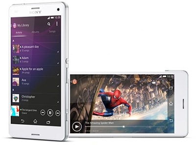 Sony Xperia Z3 Compact Groundbreaking two-day battery
