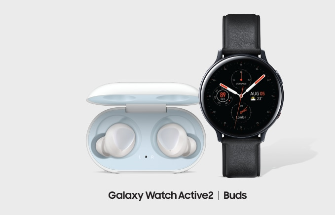 Galaxy watch active2 buds optus
